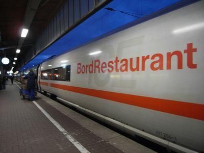 Bordrestaurant