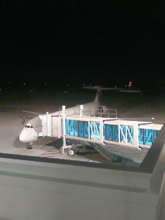 現在、富士山静岡空港