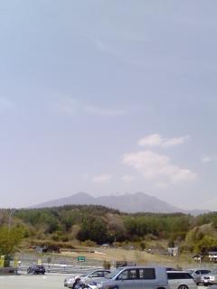 現在、八ヶ岳サービスエリア